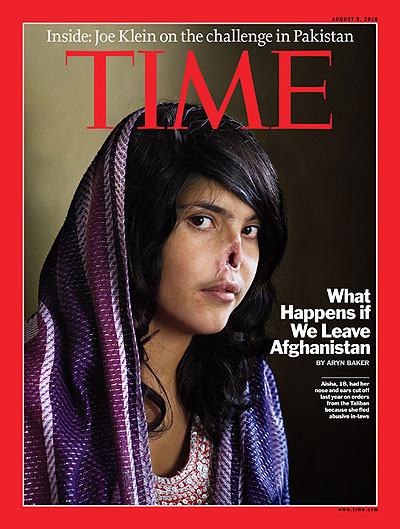 Time Magazine in early August 2010.