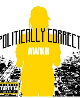 Politically Correct Album Cover. Image Courtesy of Maryiah Winding