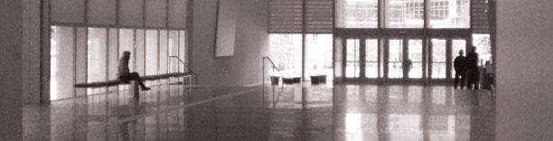 Interior Grand Rapids Art Museum, Photo by Natlie Edwards