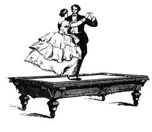 dancingontable
