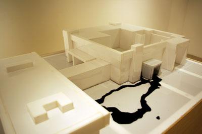 """Leak"" Raquel Sarai Mendoza, photo courtesy of the artist"