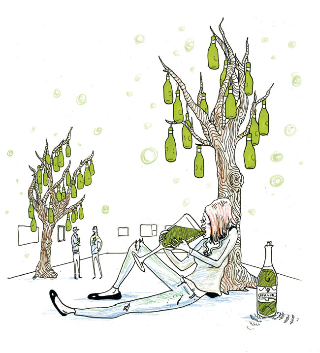 Illustration by Kira Mardikes