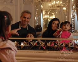 The plucky family from Episode One: Days of Acquaintance. Image from http://en.tehran.ir