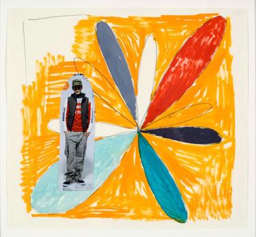 Richard Hawkins. Dragonfly 2, 2009. Image courtesy of Greene Naftali Gallery, New York