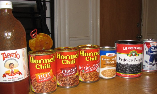 Canned Food 2