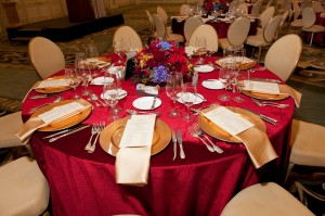 The Merry Widow luncheon at The Four Seasons