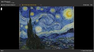 Screen shot from Google Art Project