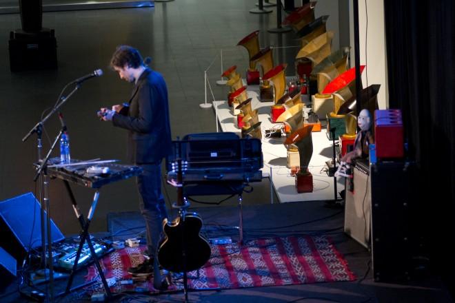 Andrew Bird @ MCA Chicago