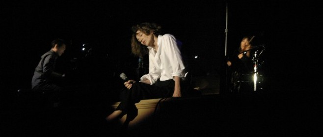 Jane Birkin @ Portage Theater
