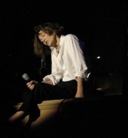 Jane Birkin @ Portage Theater