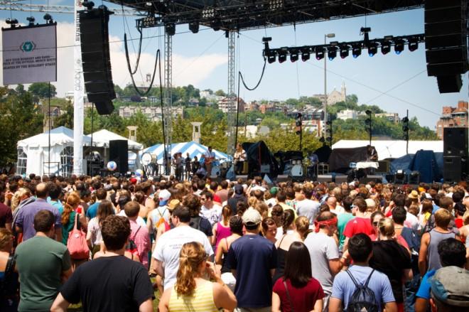 Bunbury Music Festival