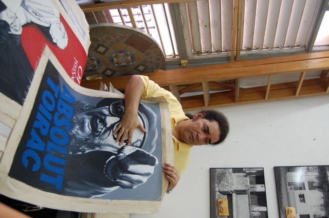 Jose Toirac. Image by William Ruggiero.