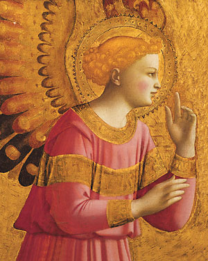 Masterpieces like this work by Fra Angelico are at risk if Detroit liquidates its art collection