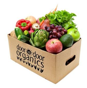 Door to Door Organics, Small Box