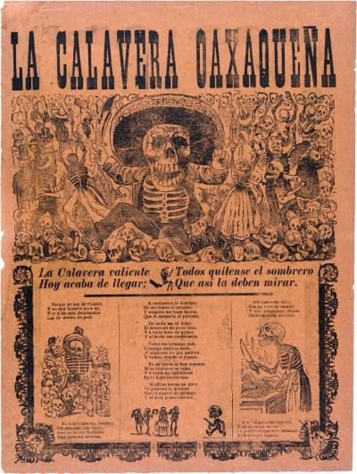 La Calavera Oaxaqueña - José Guadalupe Posada