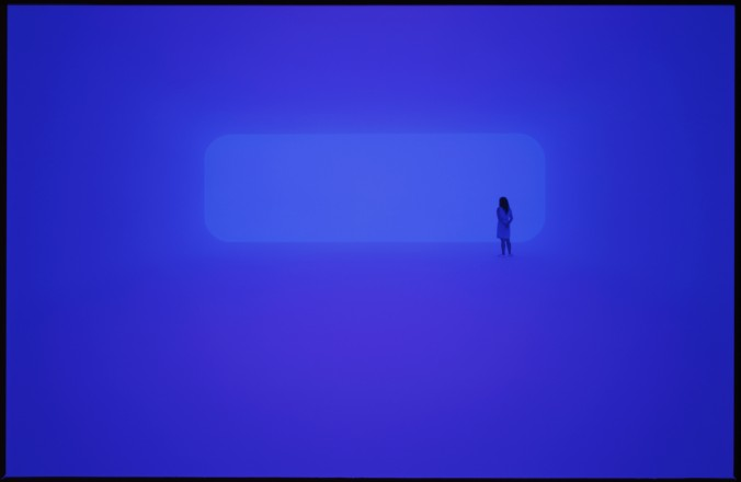 Breathing Light James Turrell 2013//photo by Florian Holzherr