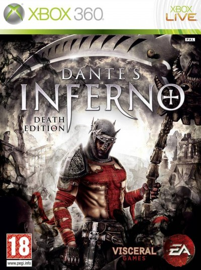 Dante's Inferno, released by EA Games