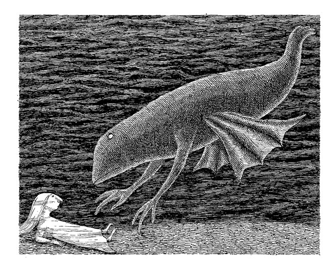 Illustration(s) © The Edward Gorey Charitable Trust. All rights reserved.