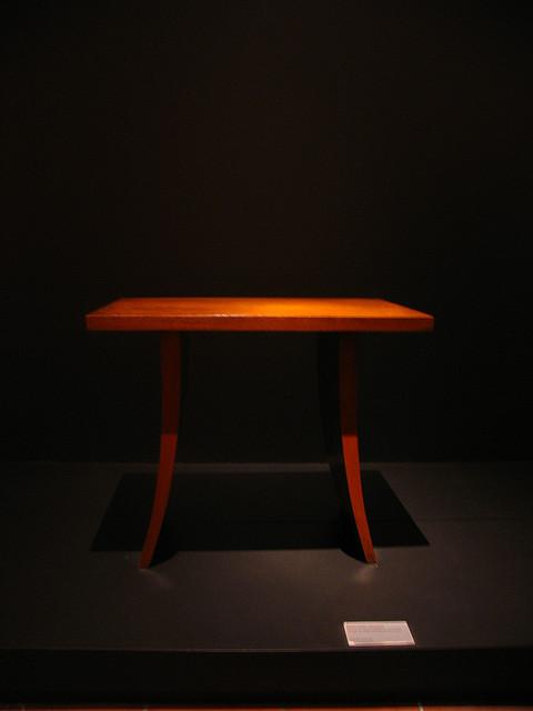 Table by Clara Porset
