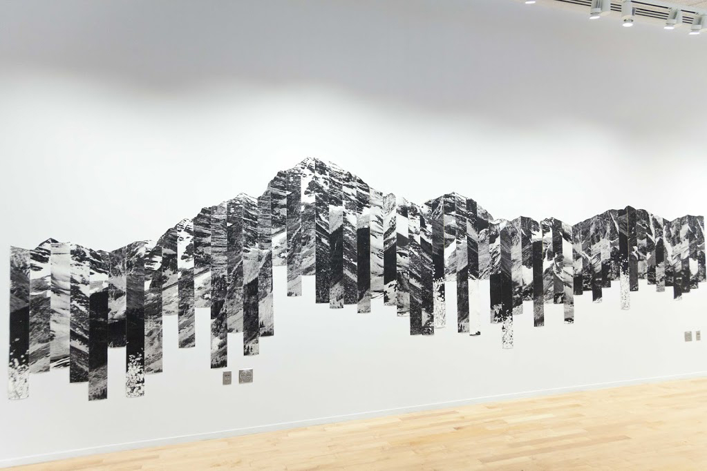 Lucas Briffa, Untitled [Mountain]. Photograph by Wenli Liu.