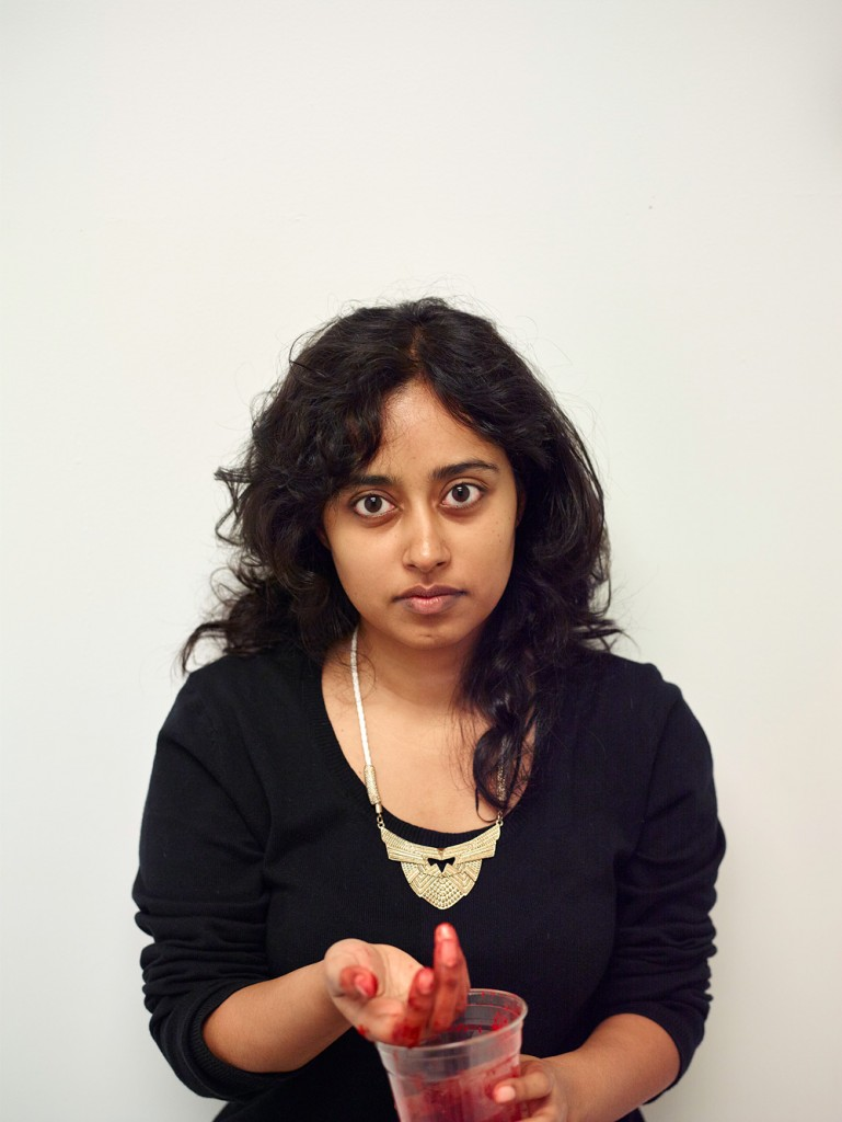 Udita Upadhyaya. Photograph by Derek Woods-Morrow.