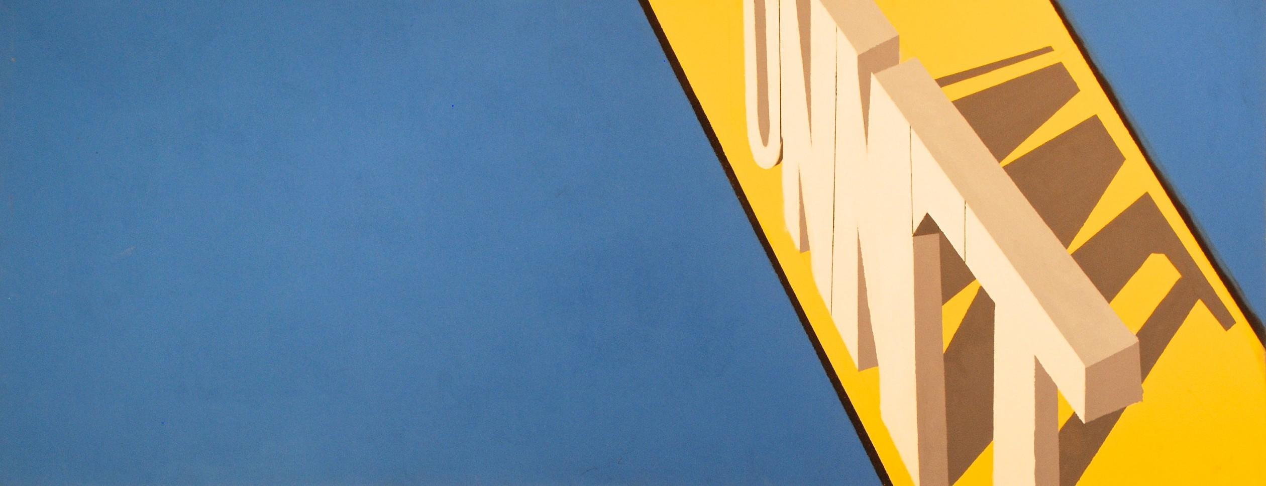 """Unn't"" by Jeffrey Roy Geesa"