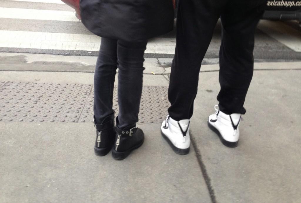 feet-coordination