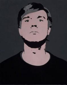 "Andy Warhol, ""Self-Portrait,"" 1964"