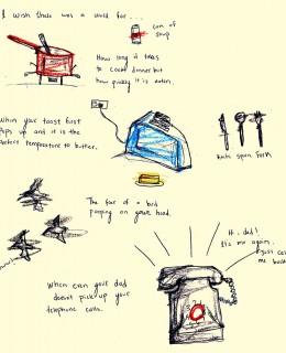 Comic by Megan Escoff