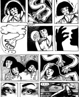 Comic by Rae Kim Job