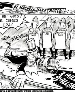 Comic by Eric J. Garcia