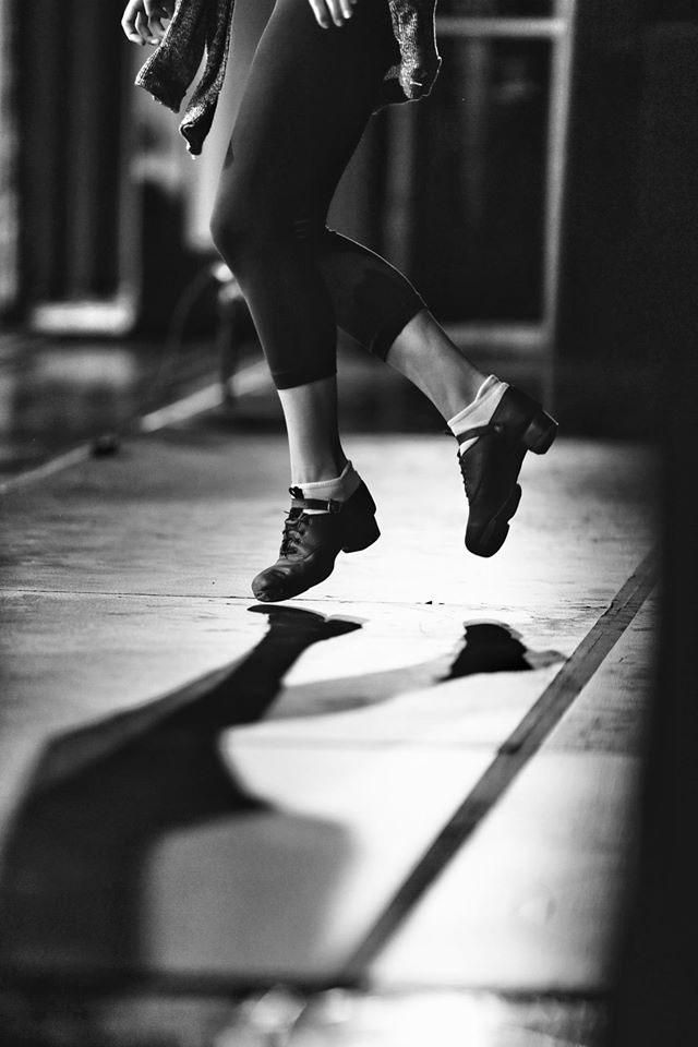 Maggie Doyle of Trinity Irish Dance at Chicago Dancing Festival 2015. Photo by Todd Rosenberg