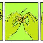 A comic by Alex Kostiw