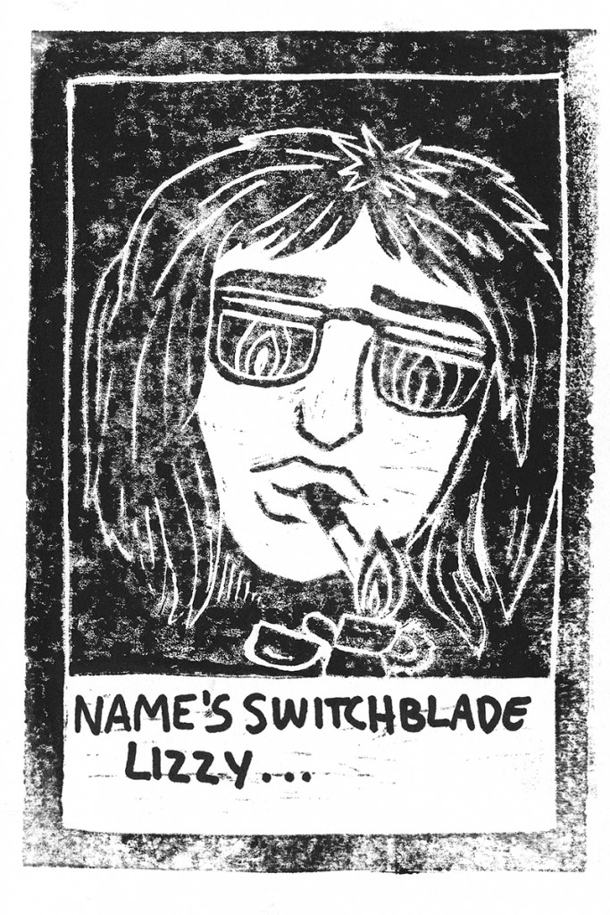 Switchblade Lizzy by Elizabeth Lent (2)