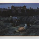 """La Mansion en la Colina,"" Daniel Lezama, 1990."