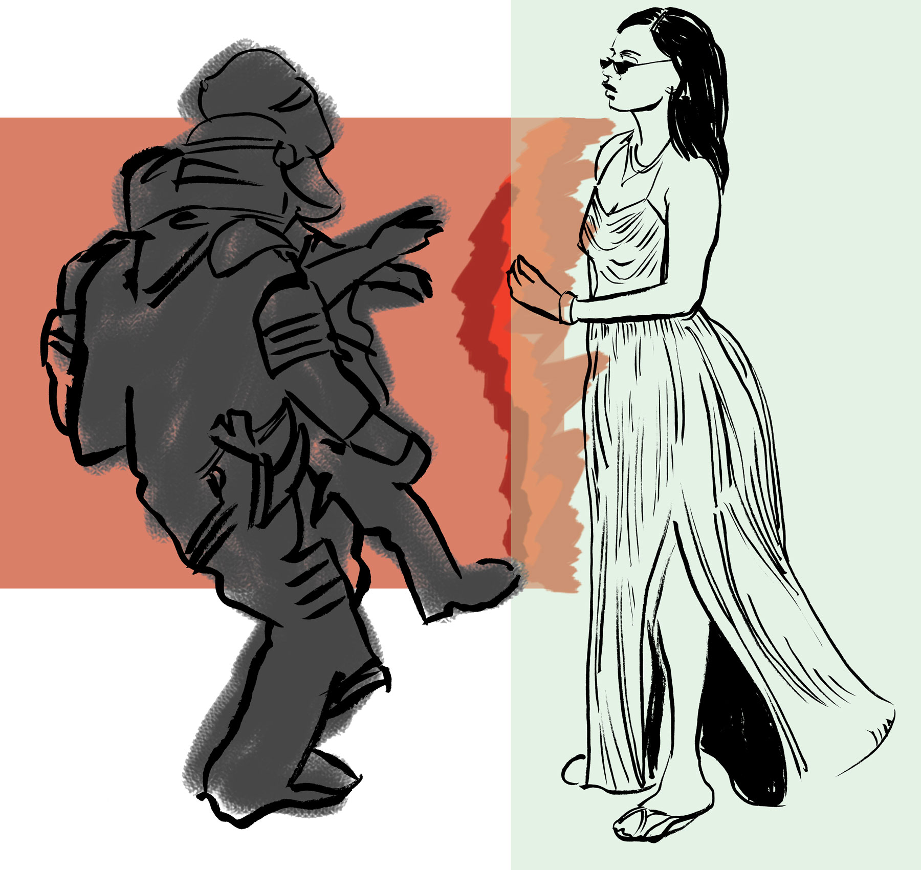 illustration by Sophie Lucido Johnson.