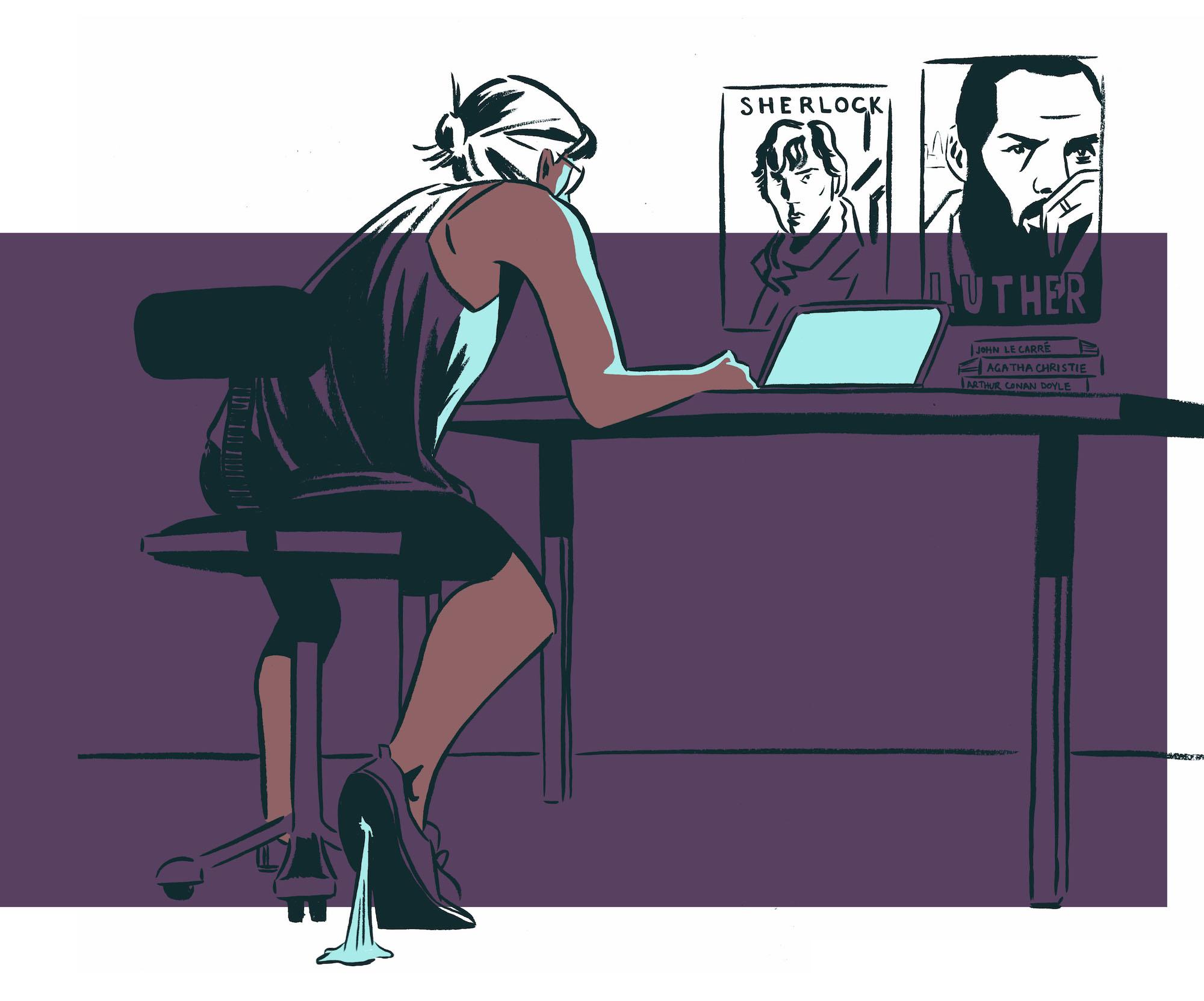 illustration by Brian Fabry Dorsam.