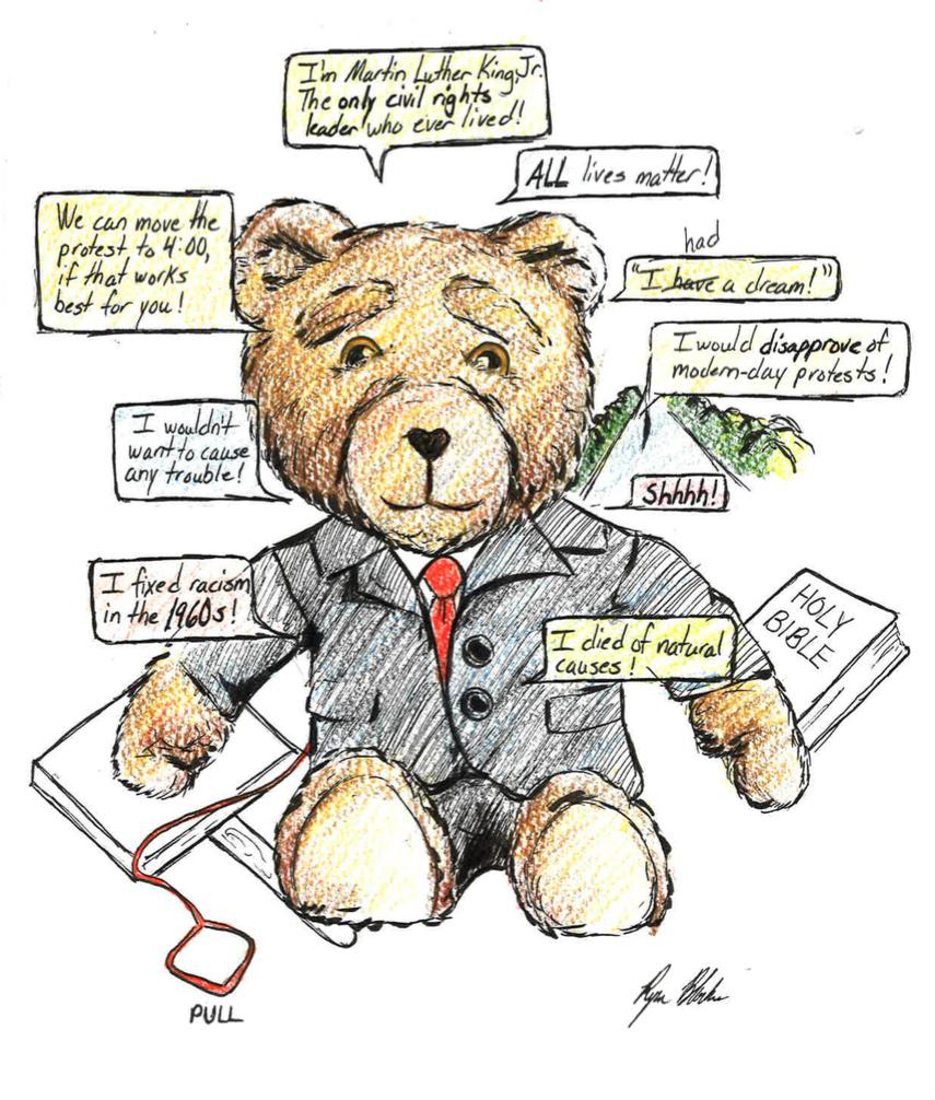 ryan_the-ahistorical-martin-luther-king-teddy-bear