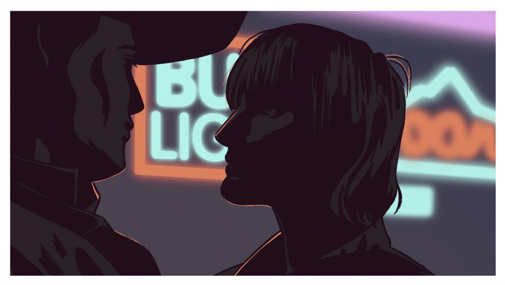 Illustration by Brian Farby- Dorsam