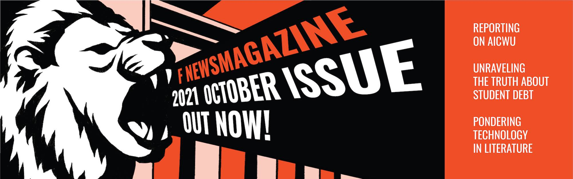 October 2021 Issue Out Now!